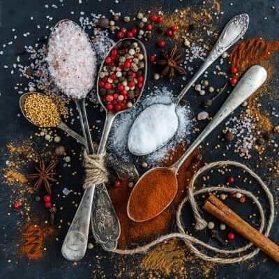 Exfoliante casero de sal marina y aromas de otoño