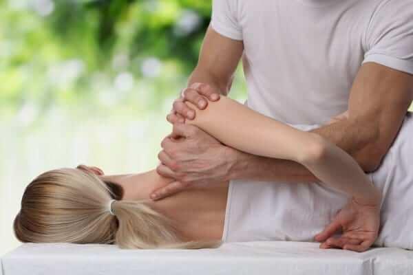 consulta de osteopatía en Madrid