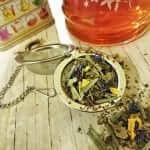 Propiedades terapéuticas del té