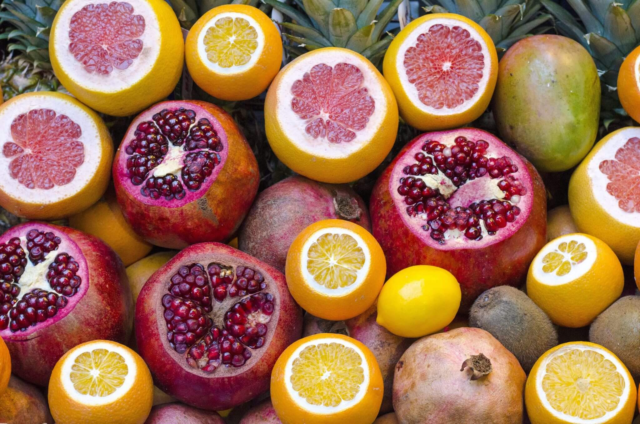 3 alimentos energéticos para el otoño