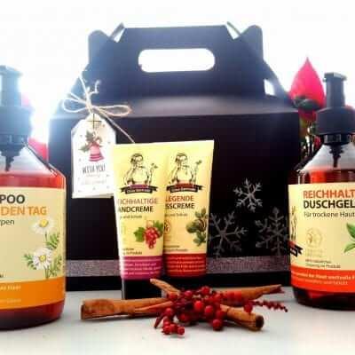 regalos navideños naturales