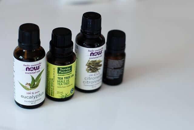 propiedades del aceite del árbol del té