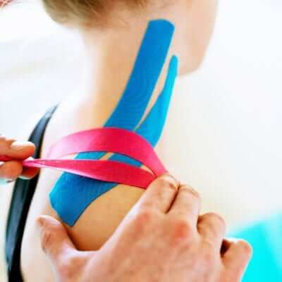 Beneficios y aplicaciones del vendaje neuromuscular.