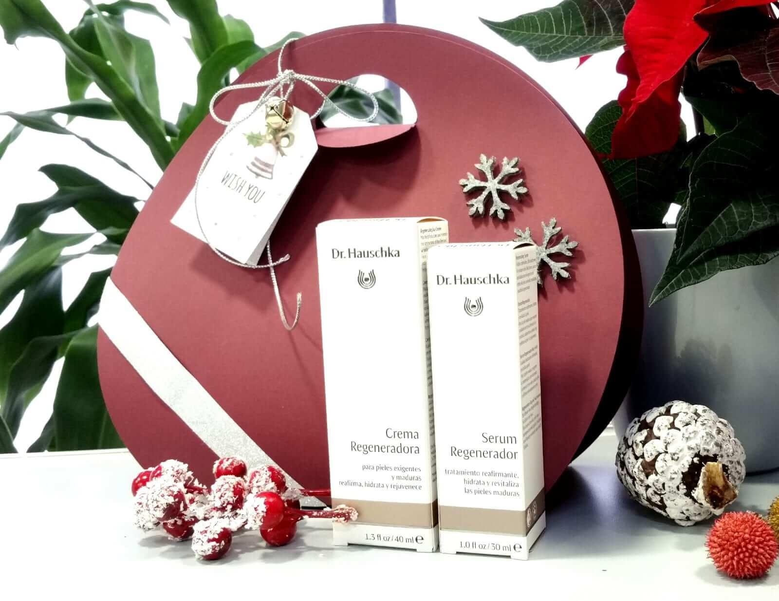 cestas regalo Navidad cosmética natural